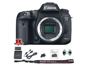 Canon EOS 7D Mark II DSLR Camera (Body Only) (International Model)