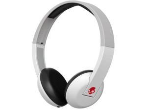 Skullcandy White/Gray/Ged S5URHW-457 Uproar Wireless Headphone