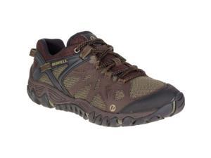 Merrell J35917 Men's All Out Blaze Aero Sport Hiking Shoes, Espresso, 10 M US