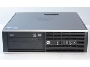 HP COMPAQ 6200 PRO SFF Desktop PC - Intel Dual Core i3 3.3Ghz (2120) - 4GB RAM - 250GB HDD - DVDRW - Gigabit Ethernet - Windows 10 Home 64-bit installed - KB/Mouse Included