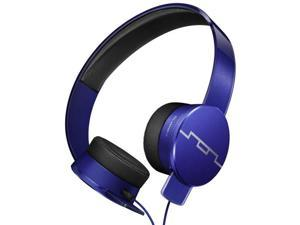 Sol Republic Tracks HD2 On-Ear Headphones with 3-Button Remote and Mic in Blue