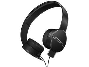 Sol Republic Tracks HD2 On-Ear Headphones with 3-Button Remote and Mic in Black