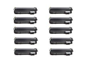 SL 10 PK Black Laser Toner Cartridges 80A CF280A