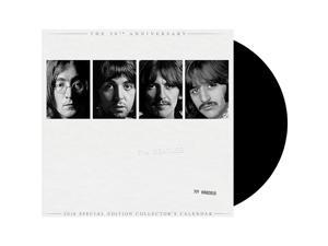 Beatles White Album Wall Calendar by ACCO Brands