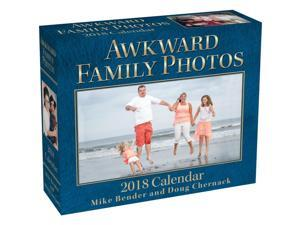 Awkward Family Photos Desk Calendar by Andrews McMeel Publishing