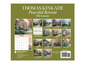 Thomas Kinkade Collectors Edition Wall Calendar by Andrews McMeel Publishing