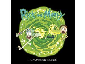 Rick and Morty Wall Calendar by Trends International