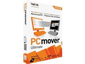 Laplink Pcmover Ultimate With Safeerase High Speed Transfer Cable