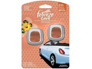 Febreze 94734 Car Vent Clip Air Freshener, Hawaiian Aloha