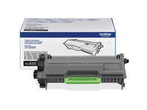 Brother TN850 High Yield Toner Cartridge 8,000 Pages Yield&#59; Black
