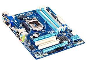 Gigabyte GA-B75M-D3H Micro ATX mATX 4xDDR3 LGA 1155 Intel Motherboard