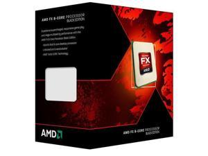 AMD FD8350FRHKBOX FX-8350 125W AM3+ Eight Core 4.0GHz Desktop CPU w/ Cooler