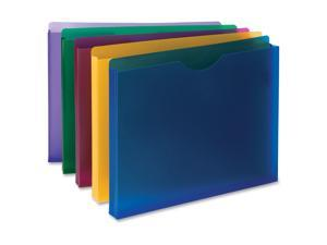 Smead Color Poly Expanding File Jackets