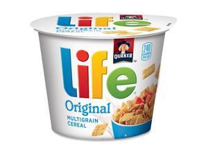 Quaker Foods Life Original Multigrain Cereal Bowl