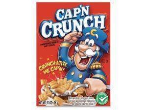 Quaker Foods Cap'N Crunch Sweetened Cereal