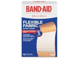 Johnson Flex Extra Large Bandages 10/BX