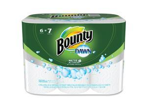 Procter & Gamble Bounty with Dawn Paper Towels