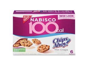 Nabisco 100-Cal Chips Ahoy! Thin Crisps Snacks