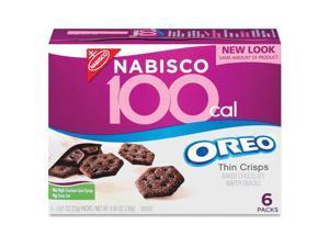Nabisco 100-Cal Oreo Thin Crisps Snack Packs