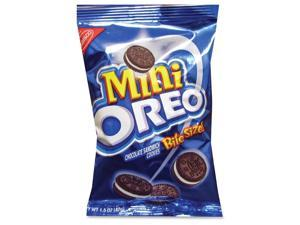 Nabisco Mini Oreo Single-serve Cookie Packets