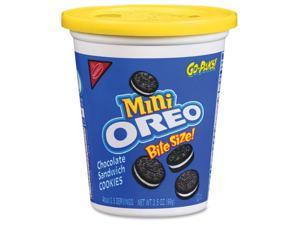 Nabisco Mini Oreo Bite Size Cookies Go Pack