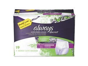 Always® Diapers,Adult,S/M,Max 92735