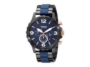 Fossil Nate Chronograph JR1494 Men's Stainless Steel Analog Watch Chronograph