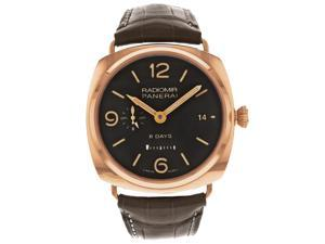 Panerai PAM00395 Radiomir 8 Days GMT Oro Rosso Men's Watch