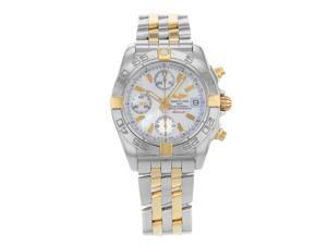 Breitling Galactic B13358L2/A700-366D 18K Yellow Gold Automatic Men's Watch