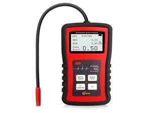 Automotive Multisystem Ignition Analyzer KM20 Cylinder Speed of the Car Engine, Ignition Voltage, Injection time Tester