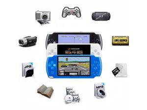 PSP 4.3 Inch Handheld Game Console Portable Video Game Player with 10000 Game 8GB