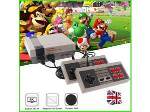 Hot Christmas Gift New Mini Retro Classic NES Console TV Game 500 Built-in Games+2 Handle Controllers
