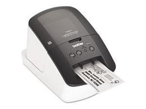 Brother BRT-QL710W Direct Thermal 300 x 600 (Superfine Mode) High-speed Label Printer with Wireless Networking