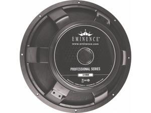 Eminence Shallow 15 Inch High Power Cast Frame Woofer W/a 4 Inch Voice Coil & Super Strong Cone Body. The Inverted Dust