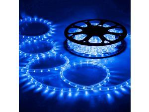 Computer parts pc components laptop computers led lcd tv digital delight 150 ft 2 wire led rope light holiday aloadofball Images