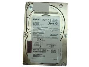 HP BD0726536C 72.8Gb 10000Rpm Ultra160 Scsi 1.0Inch Hot Pluggable 3.5Inch Hard Disk Drive With Tray