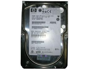 365695-009 HP 300GB 10000RPM SCSI ULTRA320 UNIVERSAL HOT-PLUG HARD DRIVE FOR PROLIANT DL380 G4