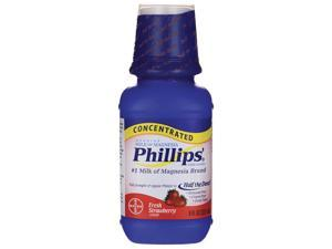 Phillips' Milk of Magnesia Concentrated - Fresh St 8 fl oz (237 ml) Liquid