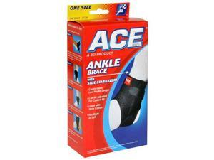 Ace Ankle Brace with Side Stabilizers, 1-Count Package