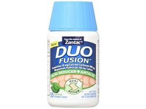 Duo Fusion, Mint, 55 Count