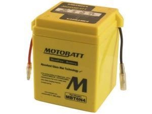 MotoBatt Battery Fits Yamaha FS1 / FS1 DX / FS1 E / QT50 Moped 104-82110-20-00