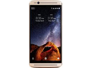 "ZTE Axon 7 Mini 32GB 4G LTE Gold Unlocked Smartphone 5.2"" 3GB RAM (North America Warranty)"