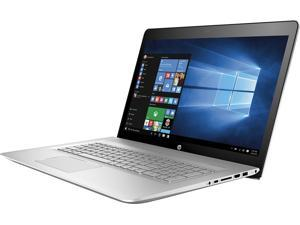 "HP - ENVY 17.3"" Touch-Screen Laptop - Intel Core i7 - 16GB Memory - 1TB Hard Drive - Natural Silver Touchscreen Notebook PC Computer KABY LAKE M7-U109DX"