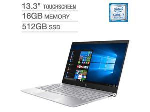 HP ENVY 13t Touchscreen Laptop - Intel Core i7 - 2GB NVIDIA Graphics - 4K UHD