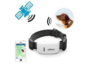 Waterproof Pet Dog Cat GPS Realtime Tracking Collar GPS TKStar Mini Tracker NE#3
