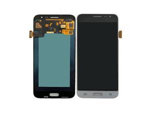 REPLACE White LCD DISPLAY TOUCH SCREEN FOR SAMSUNG GALAXY J3 2016 SM-J320A NE#2
