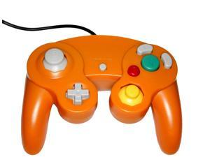 Gamecube USB Controller - Orange - for Windows, Mac, and Linux - by Mars Devices