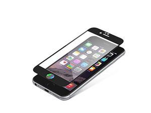 Zagg InvisibleShield Glass Luxe Black Screen Protector for iPhone 6/6s IP6BGS-BK0