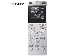 New SONY ICD-UX560F Digital Stereo IC Voice Recorder Recording MP3 4GB Silver