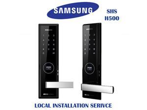New SAMSUNG Smart Digital Door Lock SHS-H500 + 2EA Key Tags